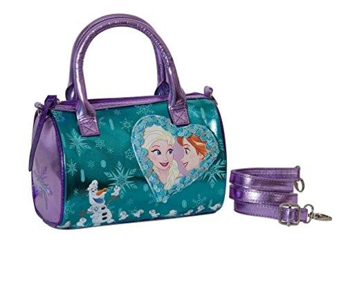 Borsa bambina frozen disney magico cuore seven bauletto hand bag con tracolla