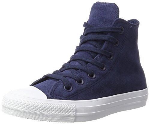 Converse Ctas Salut Midnight Marine, Sneaker Un Collo Alto Unisexe - Adulto Blu (midnight Nave)