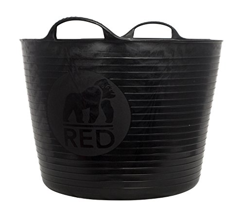 Decco Ltd Dicoal SP42GBK - Cubo Flexible Negro Gorilla
