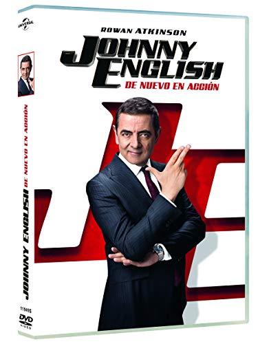 Johnny English: De Nuevo En Acción [DVD]