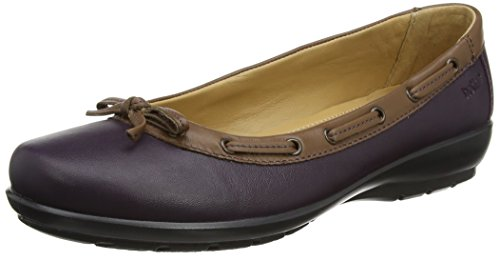 Hotter Damen Gem Pumps, Purple (Plum-Tan), 39 EU