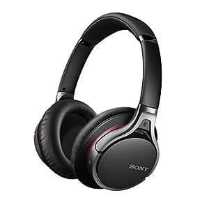 Sony MDR-10RBTOn-Ear Hi-Res Audio Headphones with Bluetooth (Black)