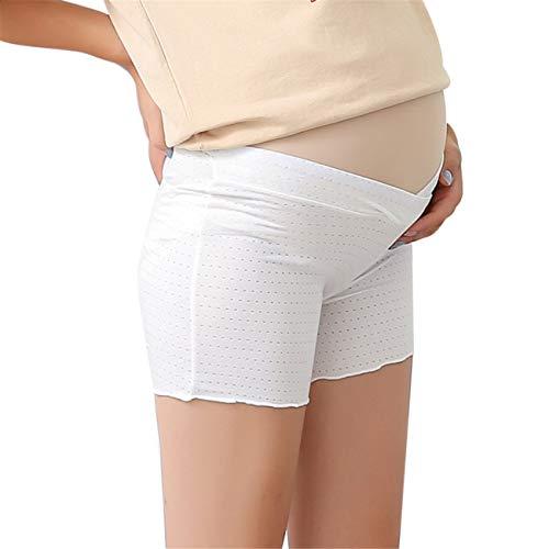 832ee266c LHWY Premamá Invierno Leggins Abrigos Mujeres Embarazadas Pantalones Cortos  De Seguridad Ajustables.