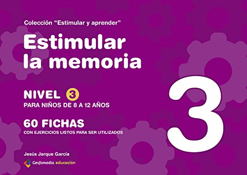 Estimular la memoria, nivel 3 por Jesús Jarque García