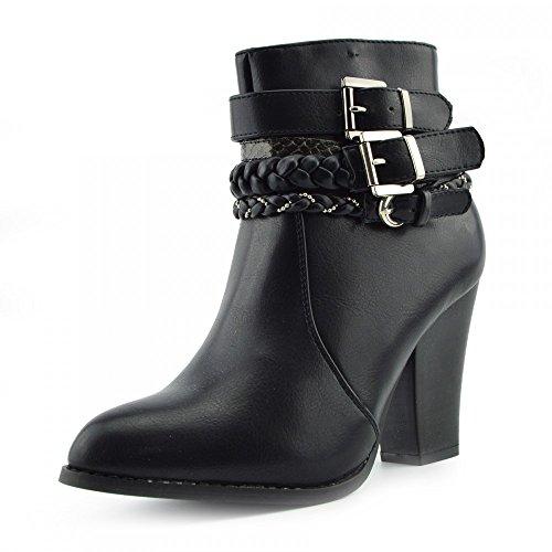 Kick Footwear Cowboy Boots, Stivali donna Black