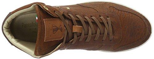 Pantofola d'Oro Herren Auronzo Uomo Mid Sneakers Pink (4kk)