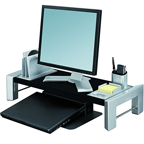 Foto Fellowes 8037401 Workstation Monitor Schermo Piatto Professional Series, Multicolore