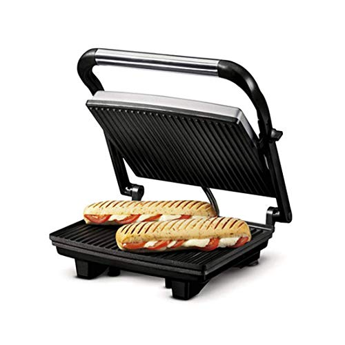 6. Nova NGS 2449 Black & Grey Panini Sandwich Maker