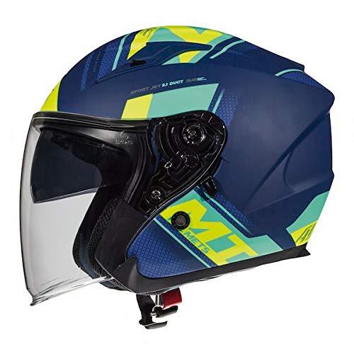 MT Avenue - Casco de motocicleta con tapa abatible