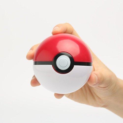 Kostüme Jungs Cosplay Für Anime (Carchet 1720-02 - Pokémon Pokébälle aus Plastik für Karneval Kostüm Cosplay Nintendo Ash Ketchum, Farblich)
