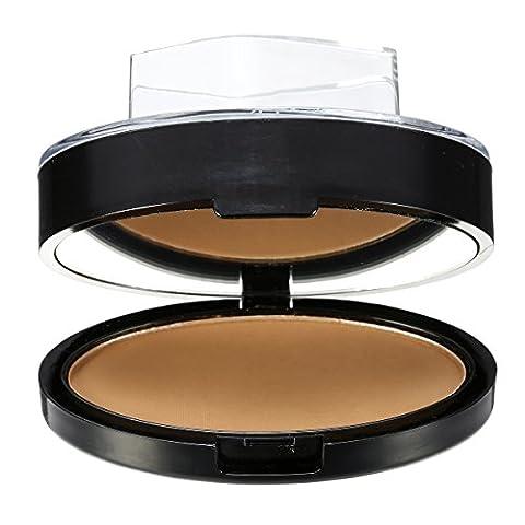 Sourcils Poudre LuckyFine Waterproof Timbre 3 Couleurs et Beau Pratique Durable En Vogue Sourcils Parfaits