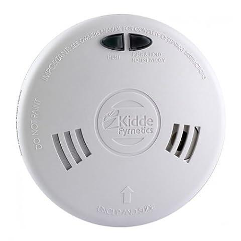 Kidde 2SFW Optical Smoke Alarm with Wireless Capability