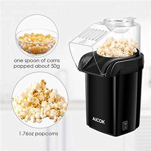 Aicok – Heißluft – Popcornmaschine - 6