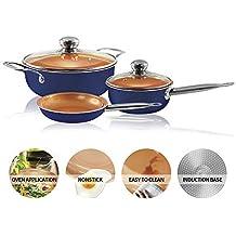 Juego de utensilios de cocina de 5 piezas - Juego de utensilios de cocina de inducción