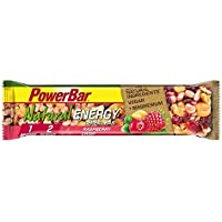 PowerBar Barrita Energética Natural Energy Cereales 24 x 40g Frambuesa