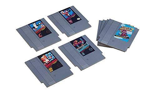 Nintendo SOTTOBICCHIERI NES, Multi-Colour, 9 x 1 x, usato usato  Spedito ovunque in Italia