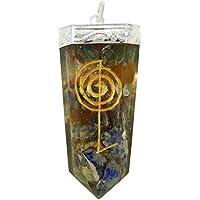 HARMONIZE Multistone Schwert Orgone Anhänger Reiki Healling Stein Single Point Wand Symbol Spiritual preisvergleich bei billige-tabletten.eu