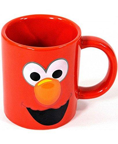 Sesamstrasse Tasse Elmo Kaffeetasse Sesame Street Cookie Monster's Friend Elmo Mug Becher