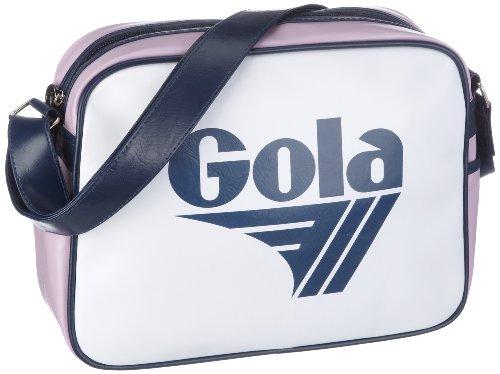 Gola Classics, Redford, Unisex_Adulto XV Bianco Lilla Blu Navy