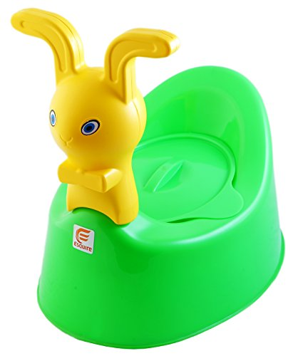NOVICZ Rabbit Baby Toddler Potty seat Kids Toilet training potty Chair