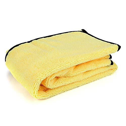 Haushalt Mikrofasertücher Reinigungstücher für das Auto Zweischicht Auto Reinigungstuch saugfähige Tücher für das Wäsche Polier Wachsen -