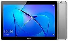Idea Regalo - Huawei Mediapad T3 10 Tablet Wi-Fi, CPU Quad-Core A53, 32 GB, 2 GB RAM, Display da 10 Pollici, Grigio