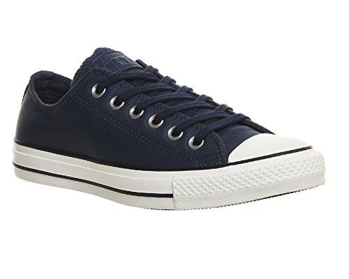 Converse Chuck Taylor All Star Mono Ox, Unisex - Erwachsene Sneaker Navy Black Egret