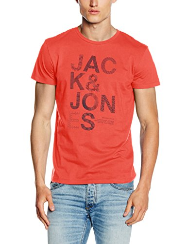 jack-jones-jcosystem-ss-tee-crew-neck-camiseta-para-hombre-rot-cayenne-fitts-x-large