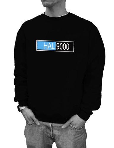 WIZUALS HAL 9000 Pulli-suéter Hombre    Negro negro