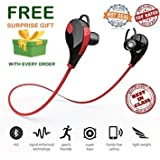 ZED BONE™ Bluetooth Sport Headphone Bluetooth 4.1 Wireless Stereo Sport Headphones Headset Running Jogger Hiking Gym Exercise Sweatproof Earphones With AptX Hi-Fi Sound Hands-free Calling Built-in Mic For IPhone, Samsung Phone, Windows Phone And All