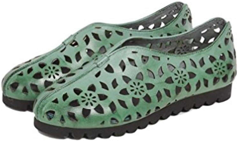 YNXZ-SHOE  s s s Pour Femmes Créatives En Peau De Mouton Chaussures Plates, Élégant Et Confortable Printemps...B07CVYPCZ7Parent | Convivial  8fa57b