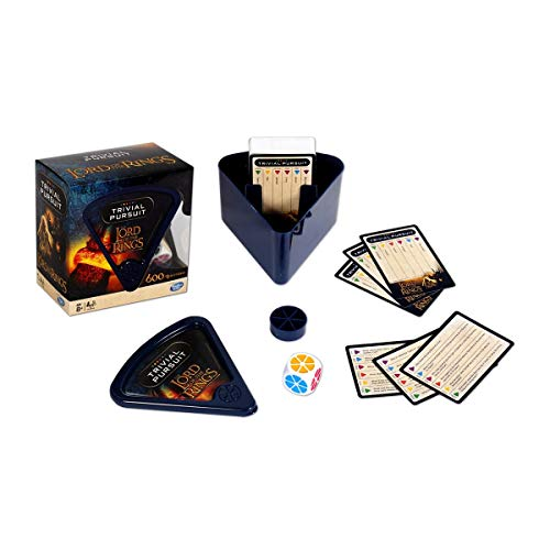 Winning Moves Herr der Ringe Trivial Pursuit Spiel