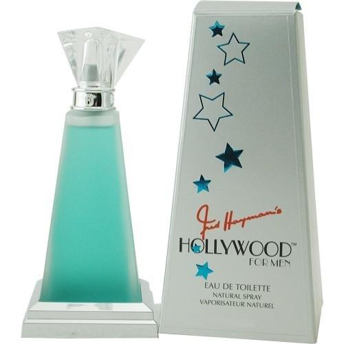 Fred Hayman Hollywood Eau De Toilette Spray 100ml/3.4oz - Parfum Herren -