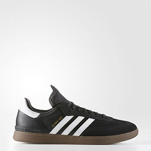 adidas Skateboarding Samba ADV, core black-ftwr white-gum5, 8