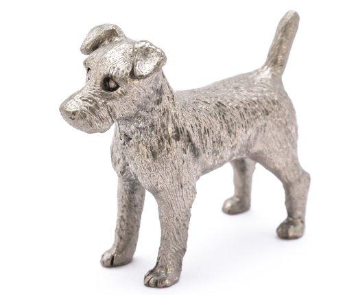 Parson Jack Russell Terrier Hergestellt in U.K. Kunstvolle Hunde- Figur Sammlung (Jack-russell-terrier Miniatur)
