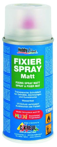 hobby-line-812150-fixier-spray-matt-150-ml
