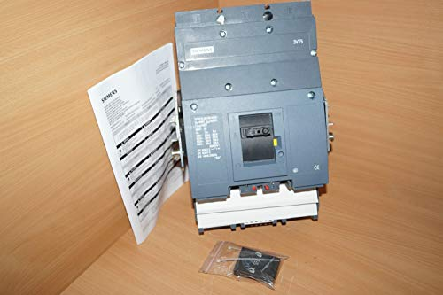 Siemens 3VT5 716-3AA38-0AA0 3VT5716-3AA38-0AA0 - Interruptor de potencia compacto