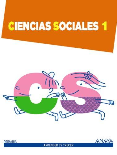 Ciencias Sociales 1. (Aprender es crecer) - 9788467845587 por Emma Pérez Madorrán