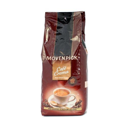 Mövenpick Café Crema Kaffee Bohnen 8x1kg