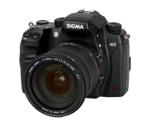Sigma-Sigma-Kit-Corpo-Reflex-Digitale-SD1-Merrill-e-Obbiettivo-17-5028-EX-DC-OS-HSM-attacco-Sigma