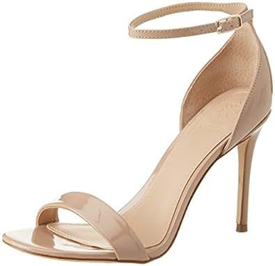 Footwear Dress Sandal, Escarpins Bride Cheville Femme, Noir (Black), 40 EUGuess