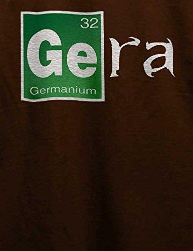 Gera T-Shirt Braun