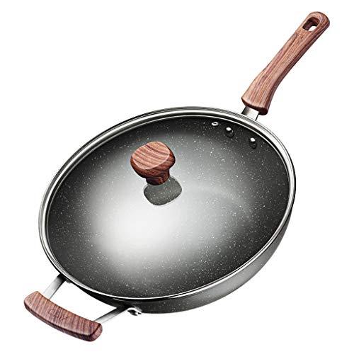 Cuisinière À Gaz Cuisinière À Gaz Universelle Moins Grasse Avec Pierre De Riz Fumée Fumée Grasse Wok