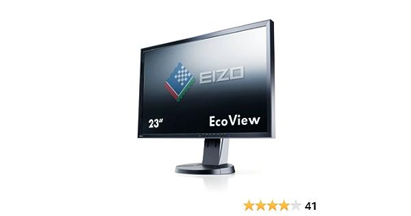 Eizo Ev2336wfs Bk 58 4 Cm Monitor Schwarz Computer Zubehör