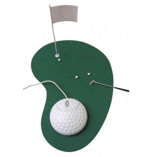 Preisvergleich Produktbild PC-Mouseset für Golffans (Mouse + Mousematte)