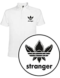 Polo de Hombre Stranger Things Serie Retro TV 80 Will