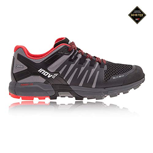 Inov8 - Inov-8roclite 305 GTX - Zapatillas Trail - Black/Grey/Red