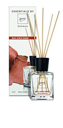 ipuro ESSENTIALS diffuseur arôme boisés 1 x 200ml