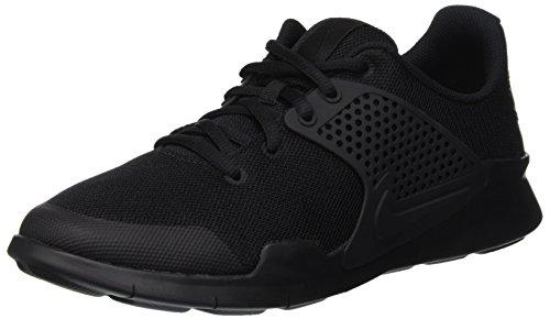 Nike arrowz, scarpe da ginnastica basse uomo, nero black 001, 43 eu