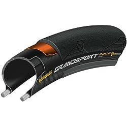 Continental Grand Sport Race Cubierta, Unisex, Negro, 700 x 23